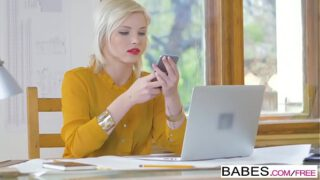 Babes – Office Obsession – (Zazie Skymm) – Quick Fix