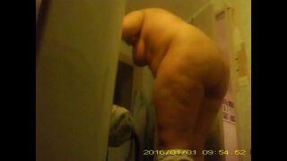 Pregnant wife horny body big ass big tits