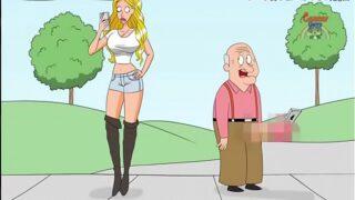 funy cartoon porn