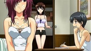 Lesbian Step Sister Caught just in Action! Hentai