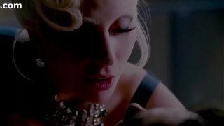 Lady Gaga Blowjob Scene American Horror Story ScandalPost.Com